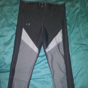 Under armour workout pants